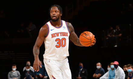 Ready Knicks Look Forward to Boston After Overtime Win Against Hornets