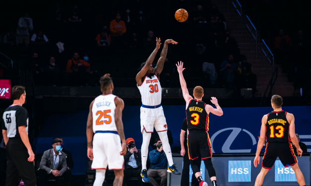 Knicks Open Playoffs With Home Matchup Against Hawks