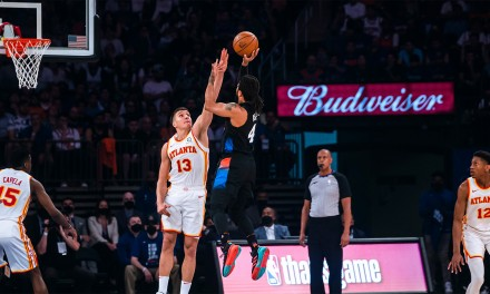 Randle Comes Alive as Knicks Even Up Series Against Hawks