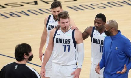 Knicks Should Keep Tabs on Mavericks Assistant Jamahl Mosley