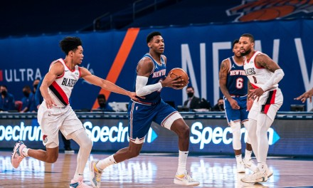 Not Ready to Part With RJ Barrett
