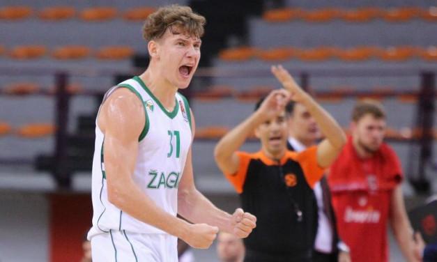 NBA Draft: Knicks Trade Down Again, Select Rokas Jokubaitis, Miles McBride