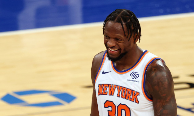 Report: Julius Randle, Knicks Agree to Four-Year Contract Extension