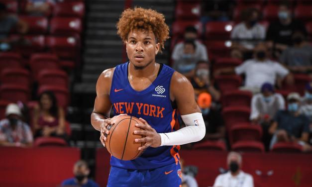 Knicks Summer League Observations, Volume 2