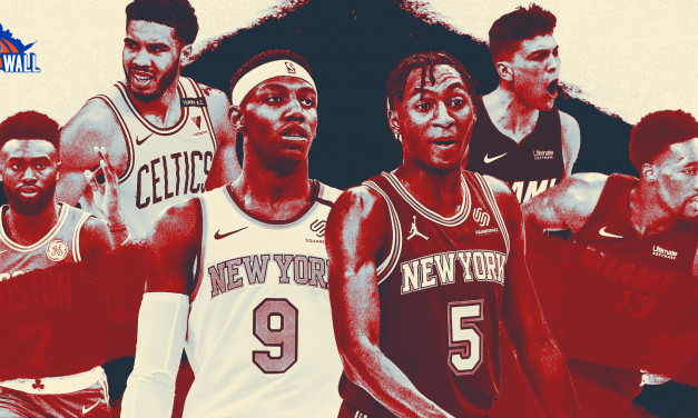 Comparing Knicks' Young Core With Other First-Round-Bounced Teams in the East