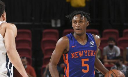 Knicks Summer League Observations, Volume 1
