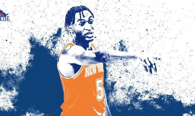 Immanuel Quickley Can Be a Lead Creator — or Point Guard — for the Knicks