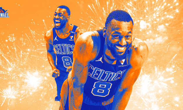 Kemba Walker Signing a Home Run for Knicks