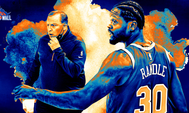 The Knicks Are Well-Equipped for the Present and the Future