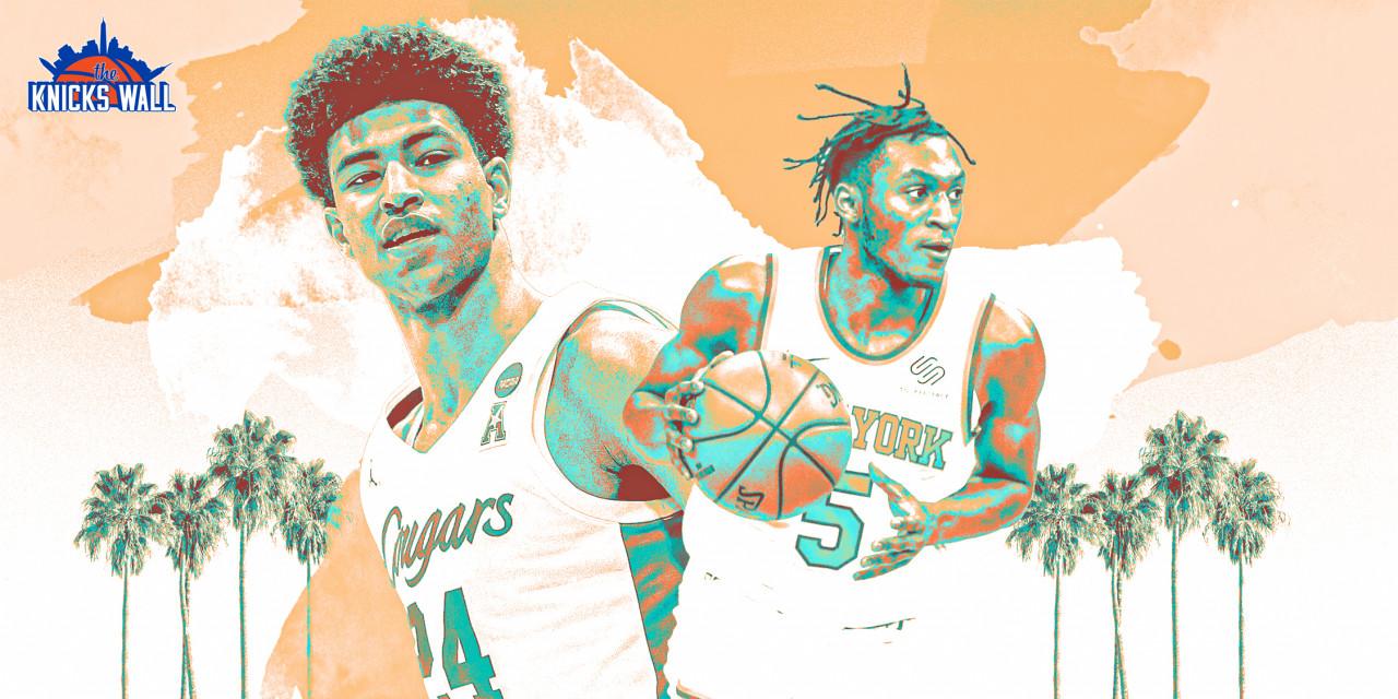 2021 NBA Summer League: Knicks Primer for Las Vegas Return