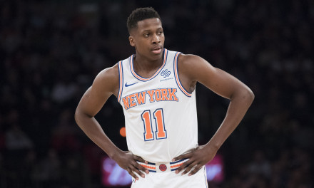 Frank Ntilikina Signs Two-Year Deal With Mavs