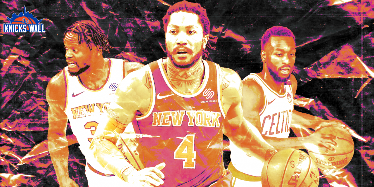 How Do the Knicks' Best Stack Up to Others Around the NBA?