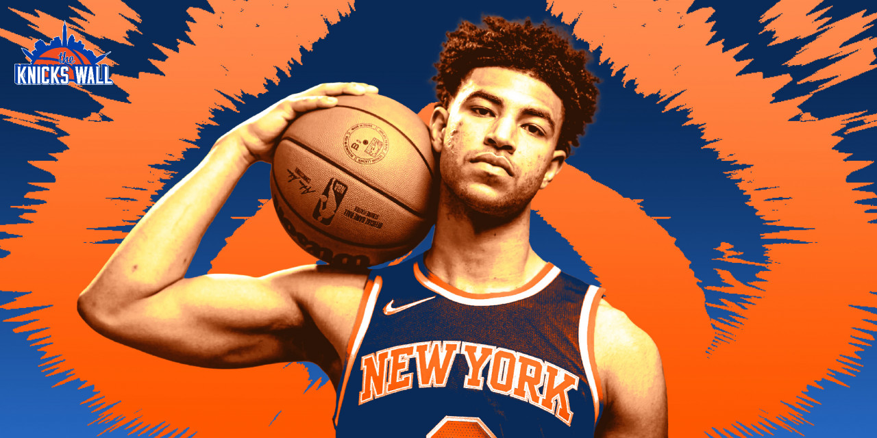 Can Quentin Grimes' Shooting and Defense Get Him Into the Rotation as a Rookie?