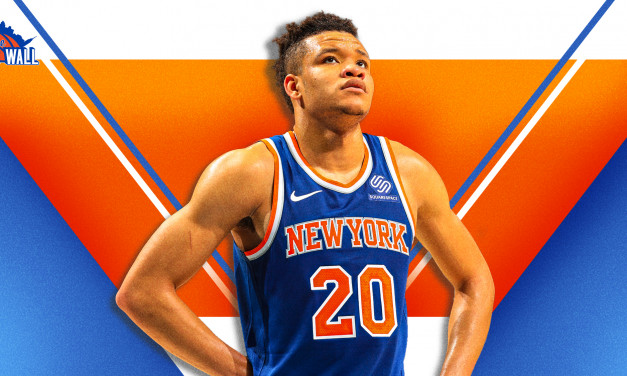 Kevin Knox's 2021-22 Season Is Crucial for Forward's NBA Future