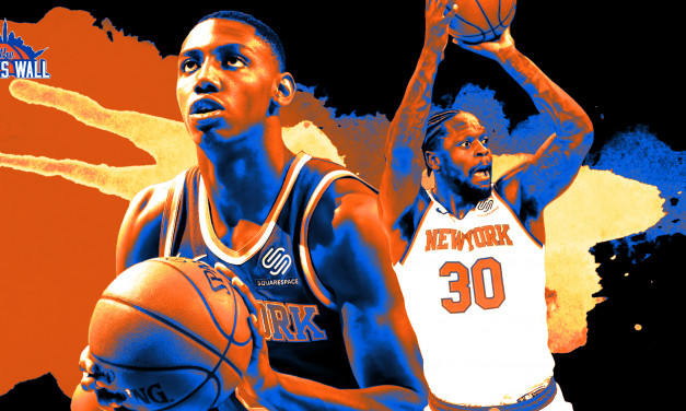 Knicks' Three-Point Shooting a Strength That Can Keep Growing
