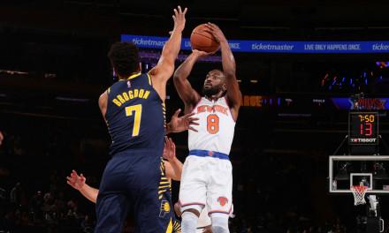 Knicks Pulverize Pacers in Preseason Opener