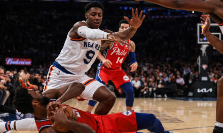 Bench Mob Sparks Win as Knicks End 15-Game Losing Streak to Sixers