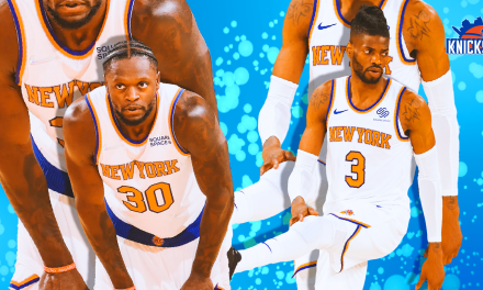 Big on Consistency: Previewing the 2021–22 Knicks Frontcourt
