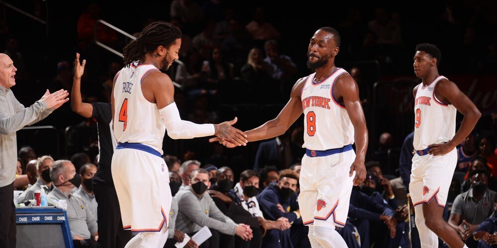 Knicks Return to MSG to Face Pistons in Next Preseason Game