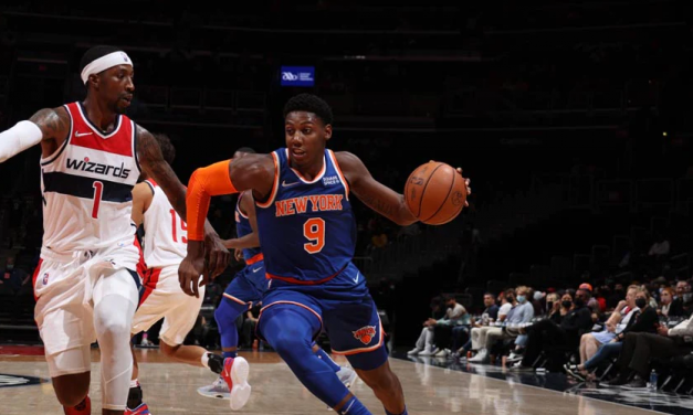 Knicks Look to Finish Undefeated Preseason With Wizards Rematch