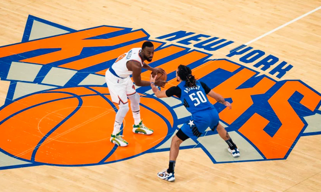 Knicks Slip Up in the Fourth, Surrender First Loss to Magic