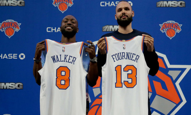 Knicks Open Preseason, New-Look Backcourt Against Pacers