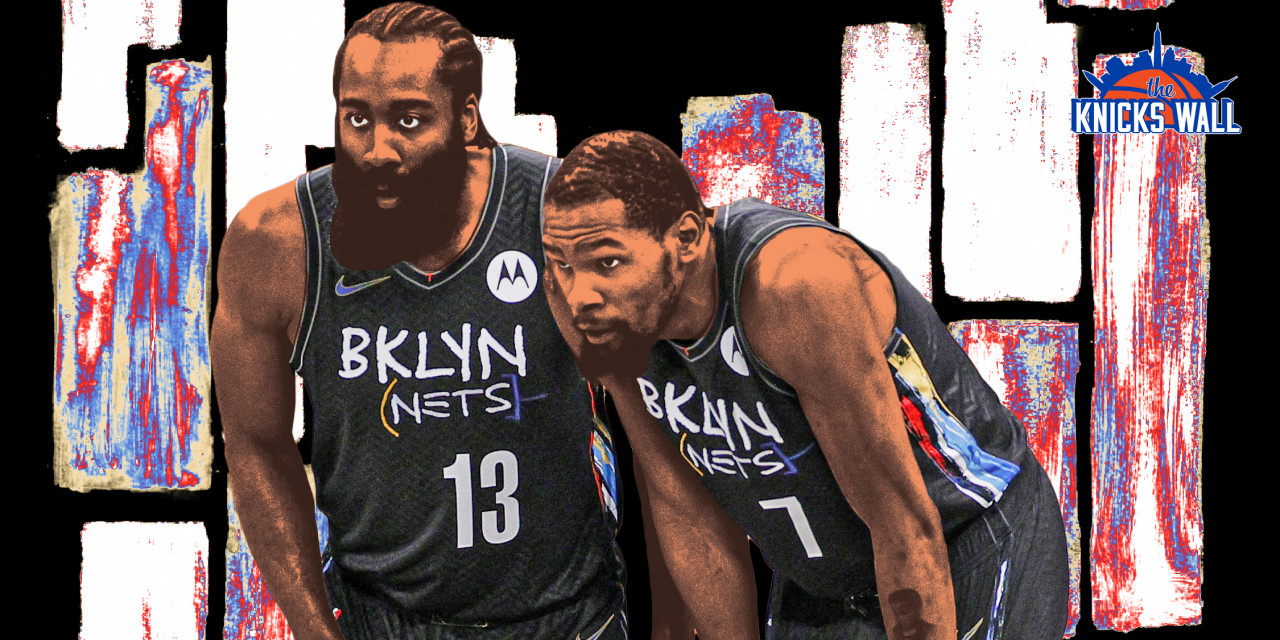 Even Without Kyrie Irving, the Nets Are Still the Knicks' Toughest Test