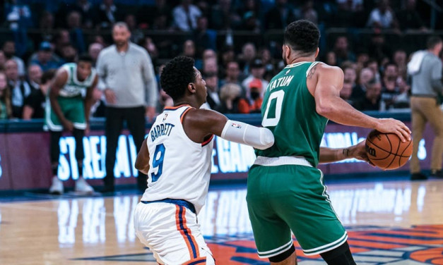 Knicks Snatch Victory Over Celtics in Opening Night Classic (2OT)