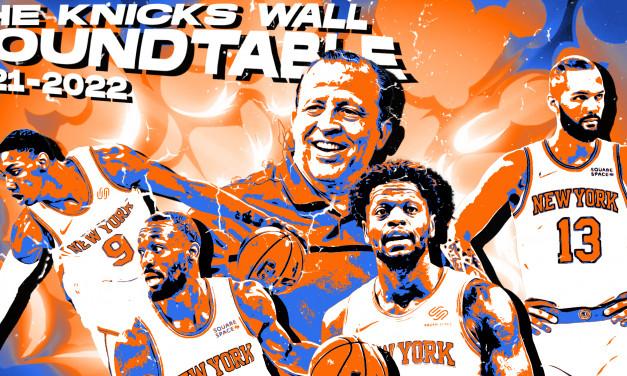 TKW Roundtable: 2021–22 Knicks Season Predictions