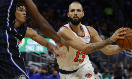 Knicks Return Home to Face Magic, Look to Remain Undefeated